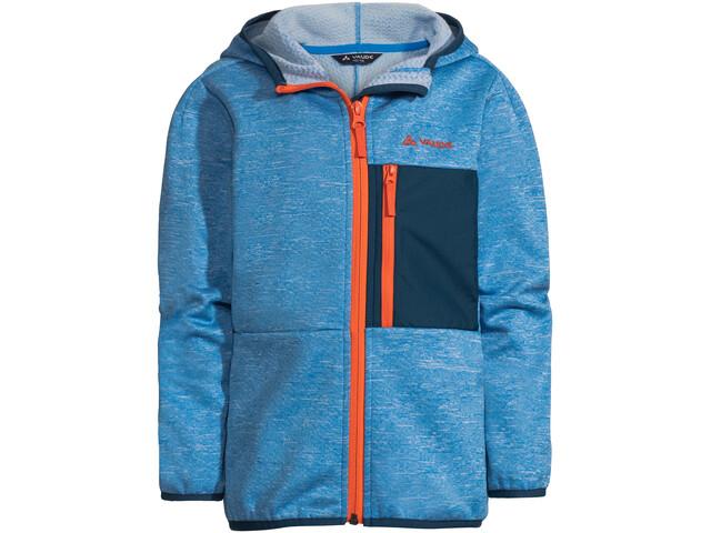399408ce469 VAUDE Kikimora Jacket Kids radiate blue